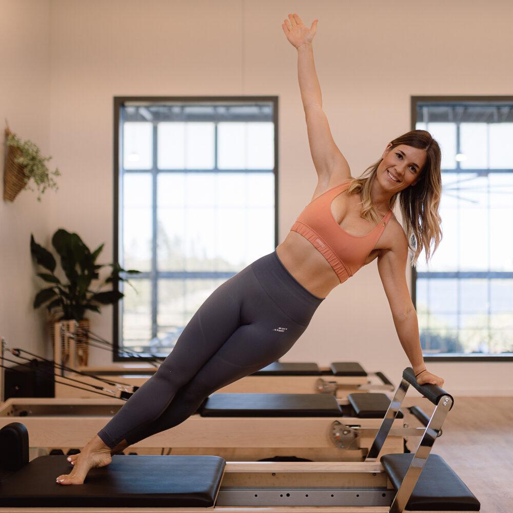 Tallulah Ellis Pilates Teacher Sunshine Coast