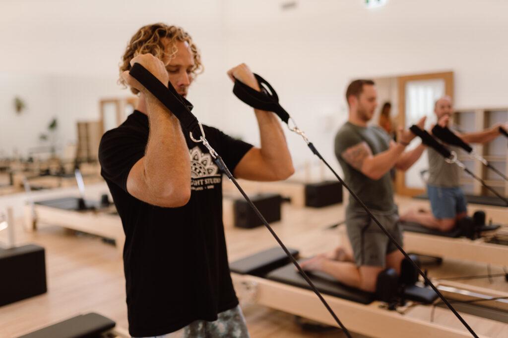 Sunshine Coast reformer pilates